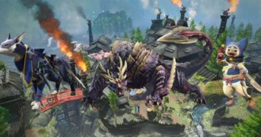 Monster Hunter Rise Reveals Demo, Videos, Platforms and Release Date