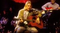 NIRVANA Producer Talks About Kurt Cobain's Unique Guitar Playing