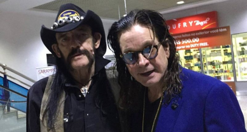 Ozzy Osbourne Recalls His Last Talks with Lemmy Before He Died