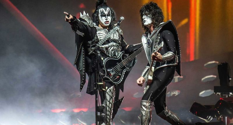 Paul Stanley Says All Concert Shows Are Copying KISS