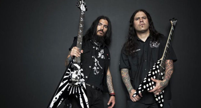 Phil Demmel Recalls His Last Performance From Machine Head to Slayer