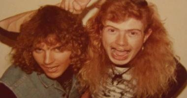 Former Metallica Bassist Recalls Dave Mustaine Vocal Performance