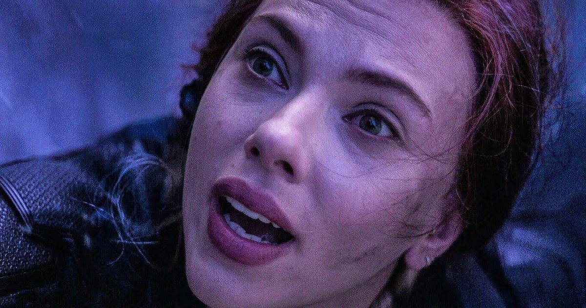 Scarlett Johansson, Black Widow