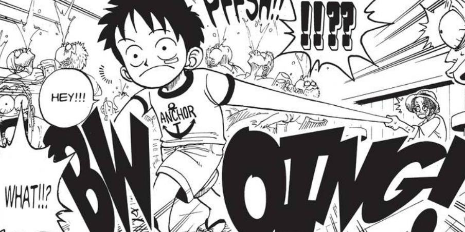 One Piece Chapter 1, Shonen Jump