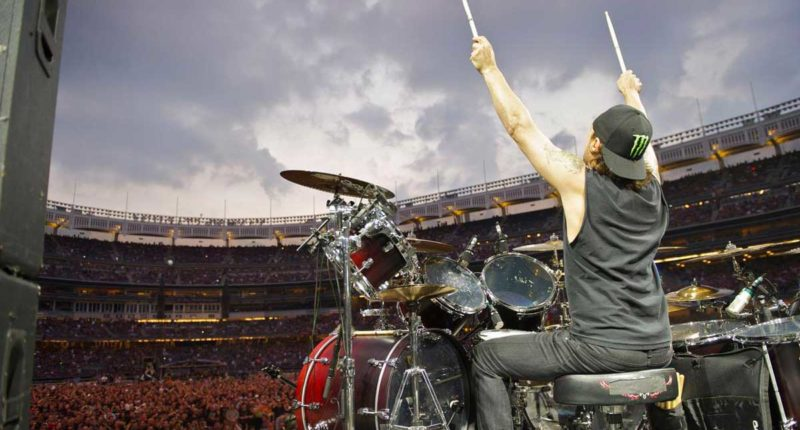 SLAYER's Dave Lombardo on His Replacement of METALLICA's Ulrich