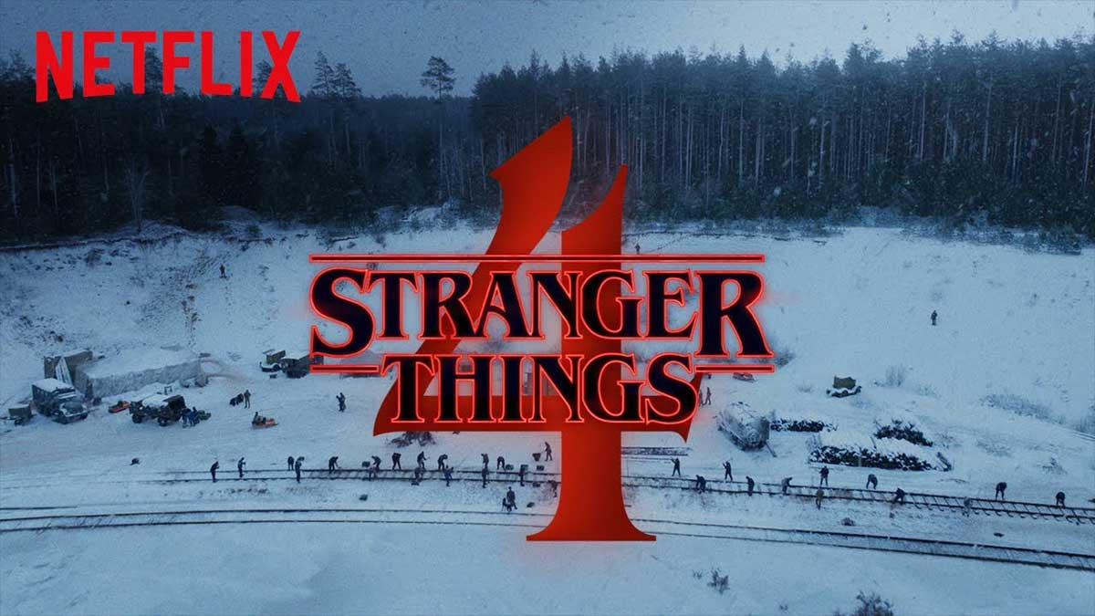 Stranger Things Season 4 Release Date Non-Officially Leaked