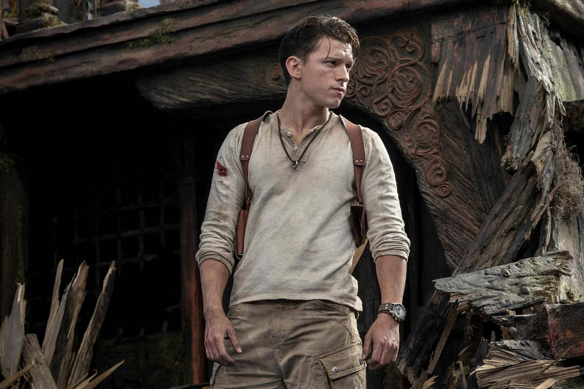 New Images Shared from the Uncharted Movie