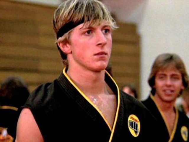 Johnny Lawrence, Karate Kid - Columbia Pictures