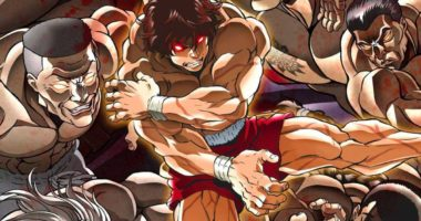 10 Best Fighting and Martial Arts Themed Anime Series