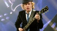 Angus Young Talks About AC/DC's 'Back in Black' and His Old School Days