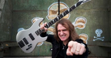 MEGADETH bassist David Ellefson's first fiction novel is out today