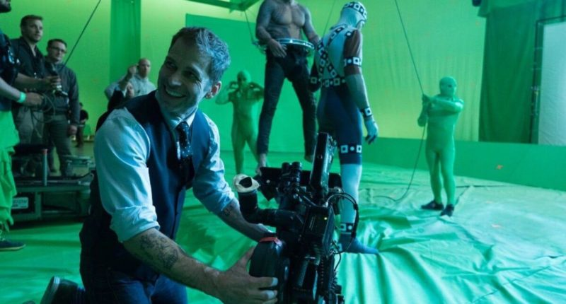 Zack Snyder Confirm the He is Currently Working on 'Faithful' Now
