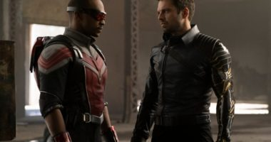 'The Falcon and the Winter Soldier' trailer features movies heroes