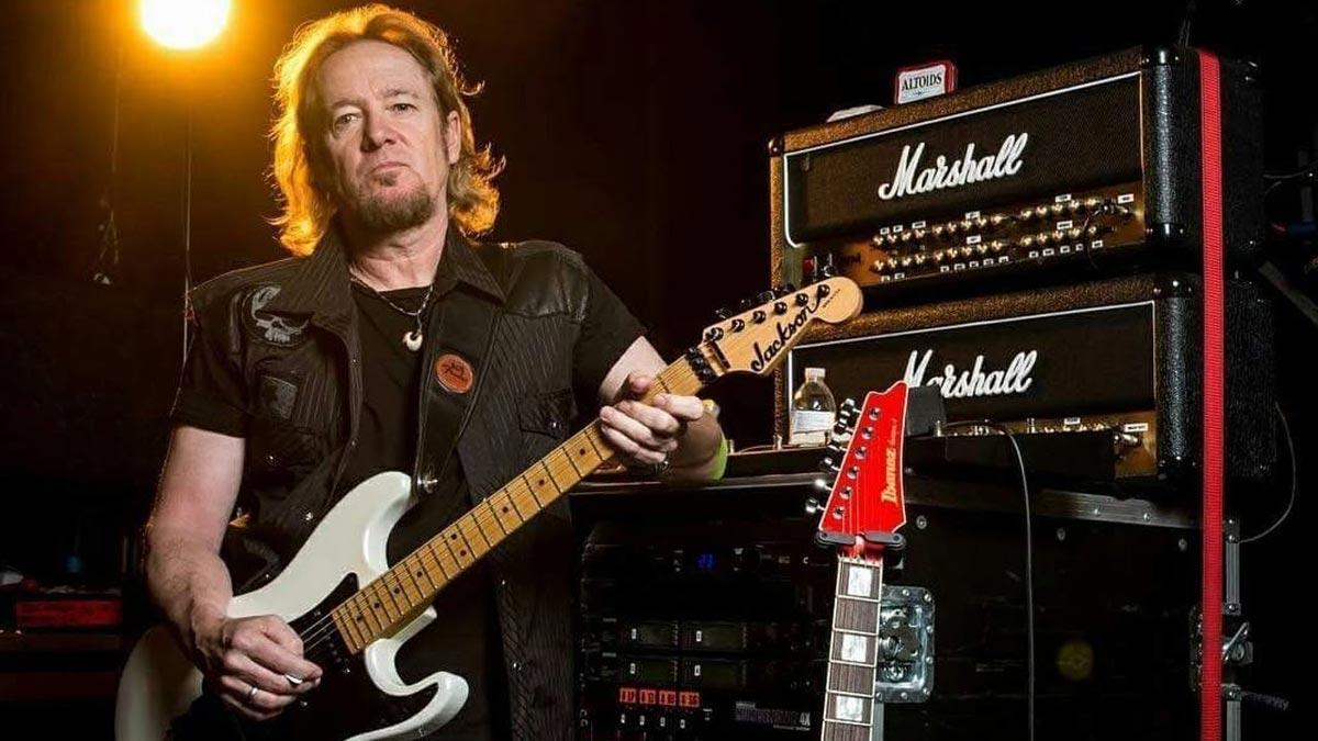 Adrian Smith from Iron Maiden Recalls How He Met His Rock God