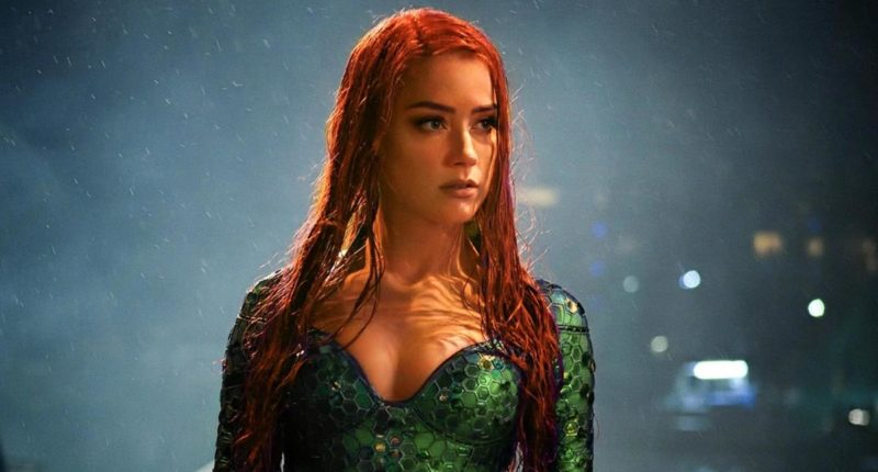 Petition to fire Amber Heard from Aquaman 2 passed 1.8 million signatures