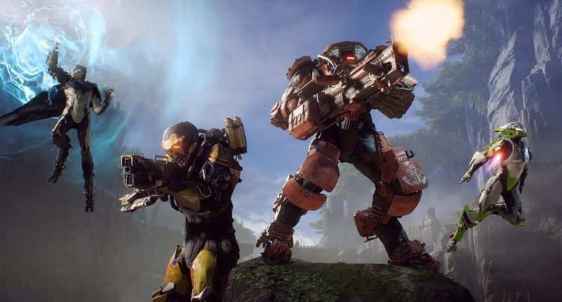 Anthem Next is Officially Cancelled by BioWare