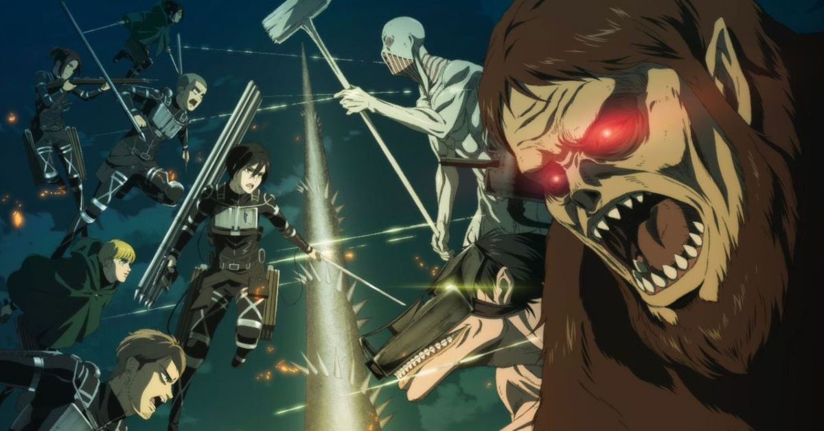 Attack On Titan's the Most Possible Spin-Offs after the Final Season