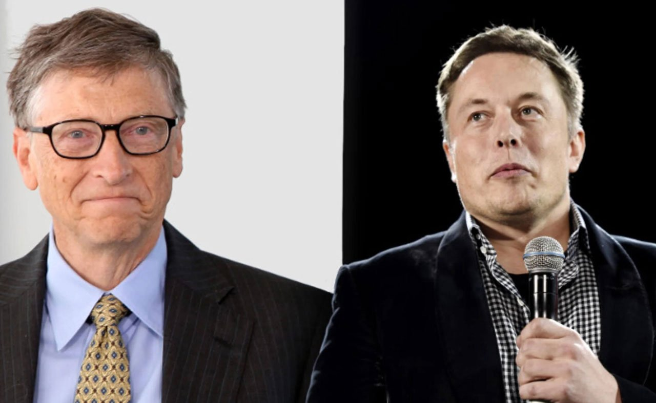 Bill Gates Refers Elon Musk By Saying Going to Mars is Absurd