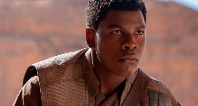 John Boyega Might Be Taking Henry Cavill's Cape as Superman