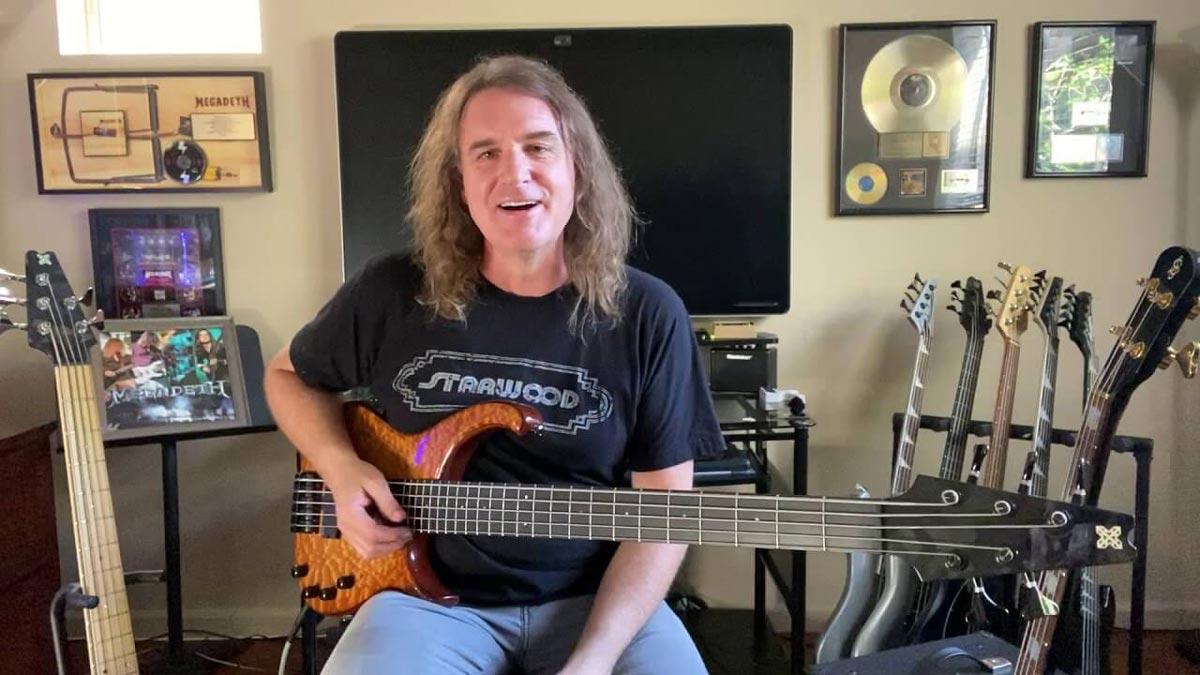 David Ellefson Compares Metallica and Megadeth Albums