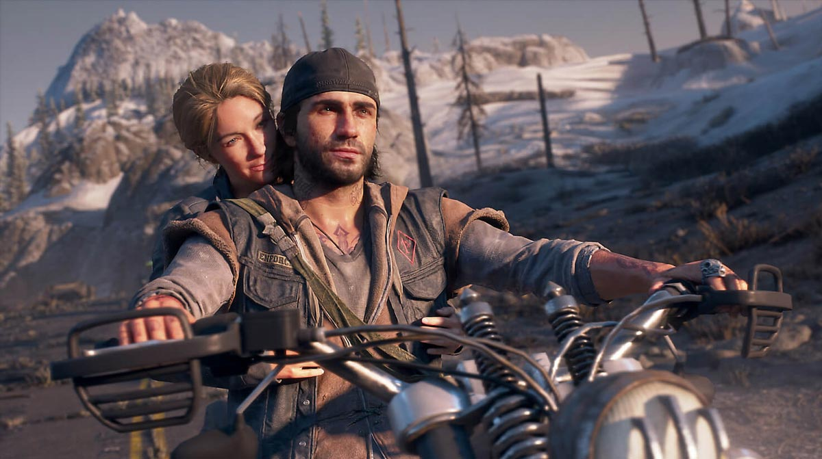 PlayStation exclusive game 'Days Gone' is coming to PC