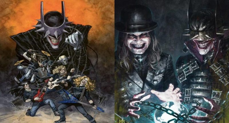 DC Collaborates With Famous Metal Bands For Dark Nights: Death Metal