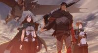 Dota 2 Becomes a Netflix Animated Series: Dragon's Blood on Spring 2021