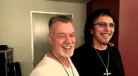 BLACK SABBATH Guitarist Tony Iommi Tribute to Eddie Van Halen Talent