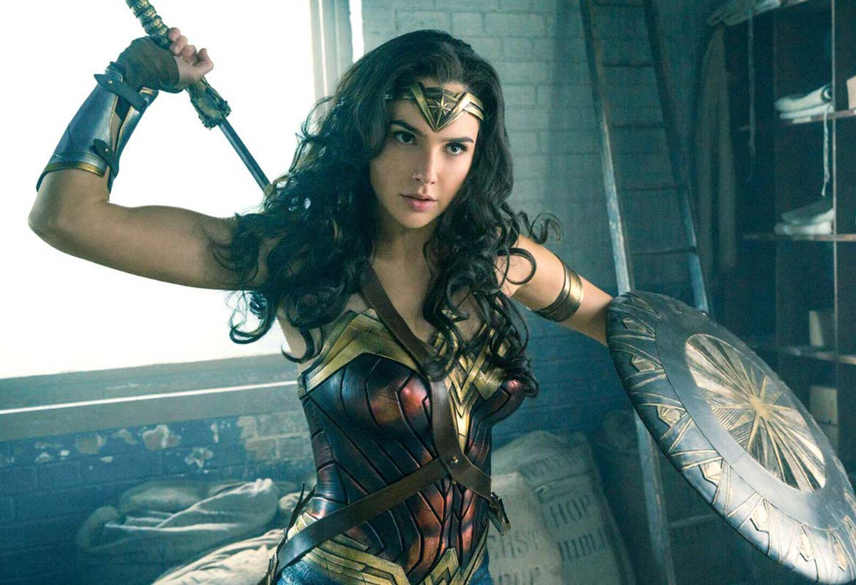 Gal Gadot Photos From Justice League Have Been Reveals Release Date