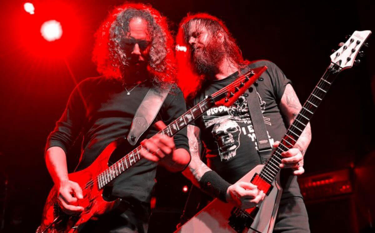 Gary Holt Shares His Opinions for Metallica and 'St. Anger' Album