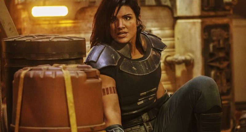 Gina Carano is No Longer Employed By 'The Mandalorian' Studio