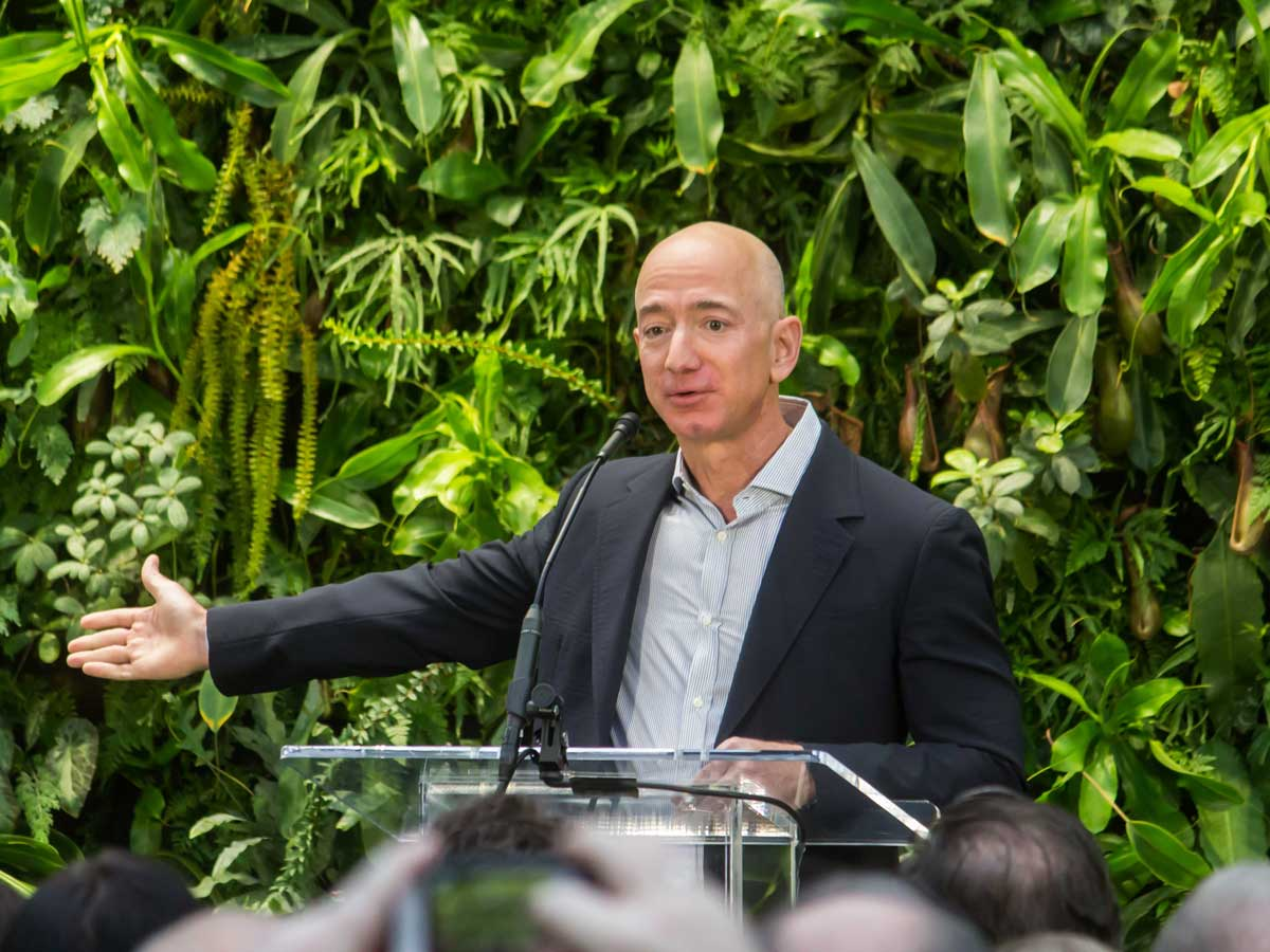 Jeff Bezos to quit Amazon CEO position 27 years later in third quarter 2021