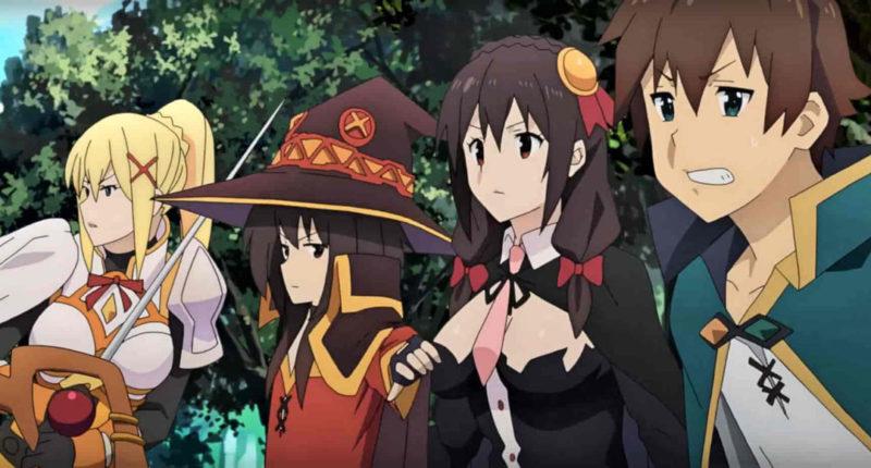 Konosuba Season 3 Release Date and Rumors