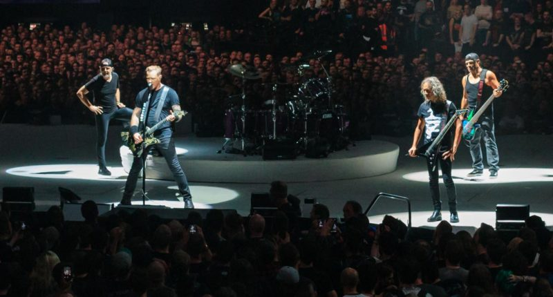 Metallica Will Have a Super Bowl Weekend Performance