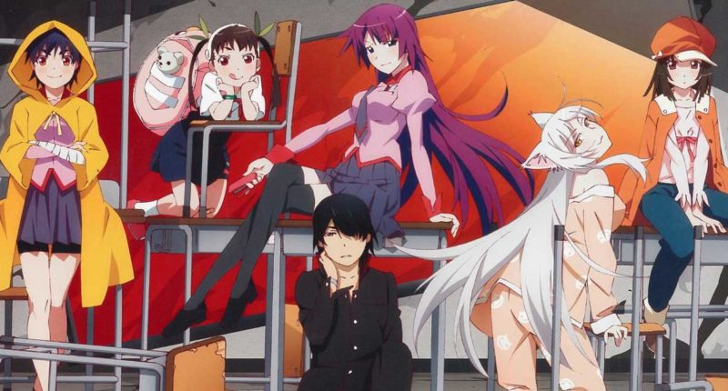 Monogatari Watch Order and Easy Guide to Watch the Anime Series