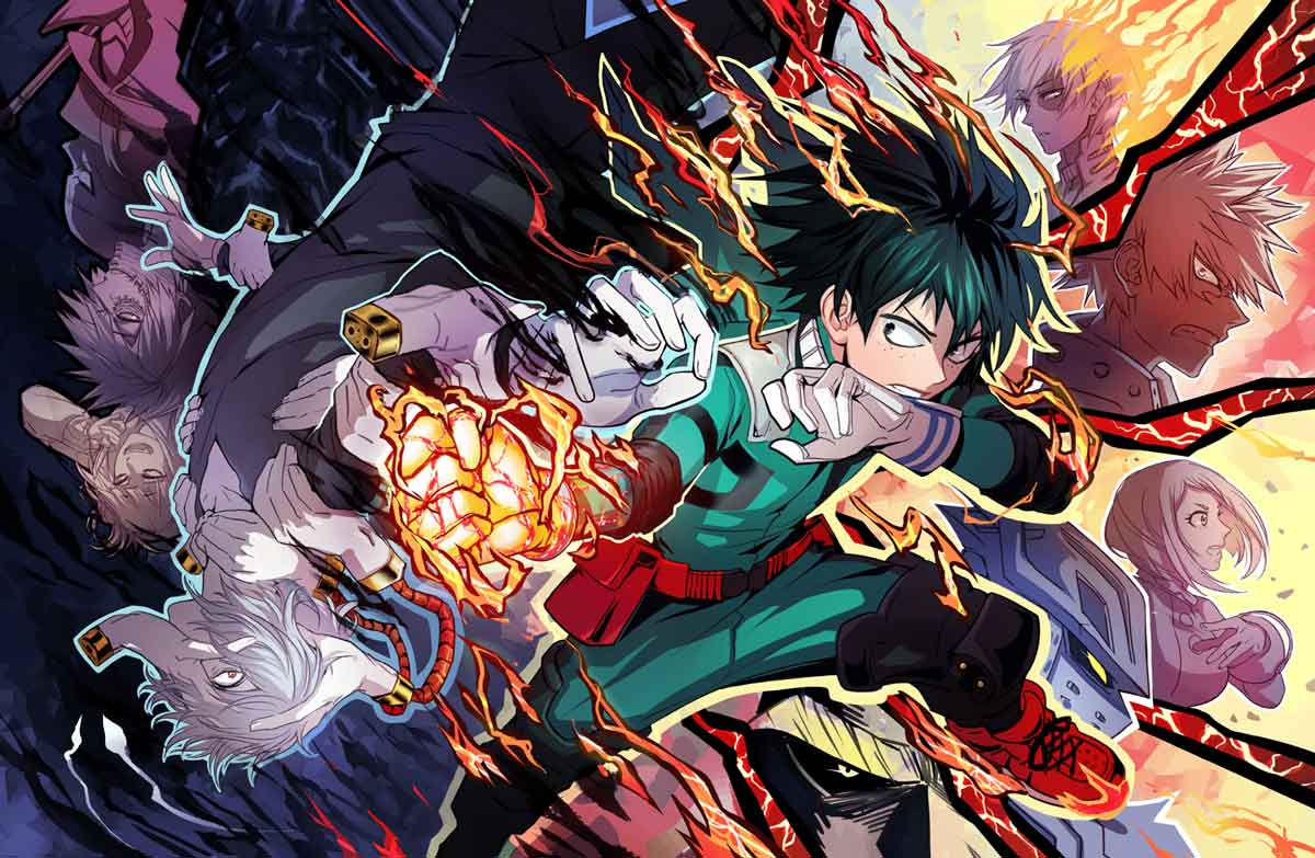 My Hero Academia Season 5 Release Date, Trailer, Synopsis and Details