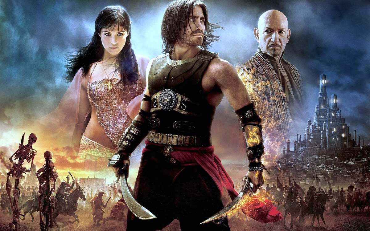 Prince of Persia: The Sands of Time Remake Has Been Delayed Again