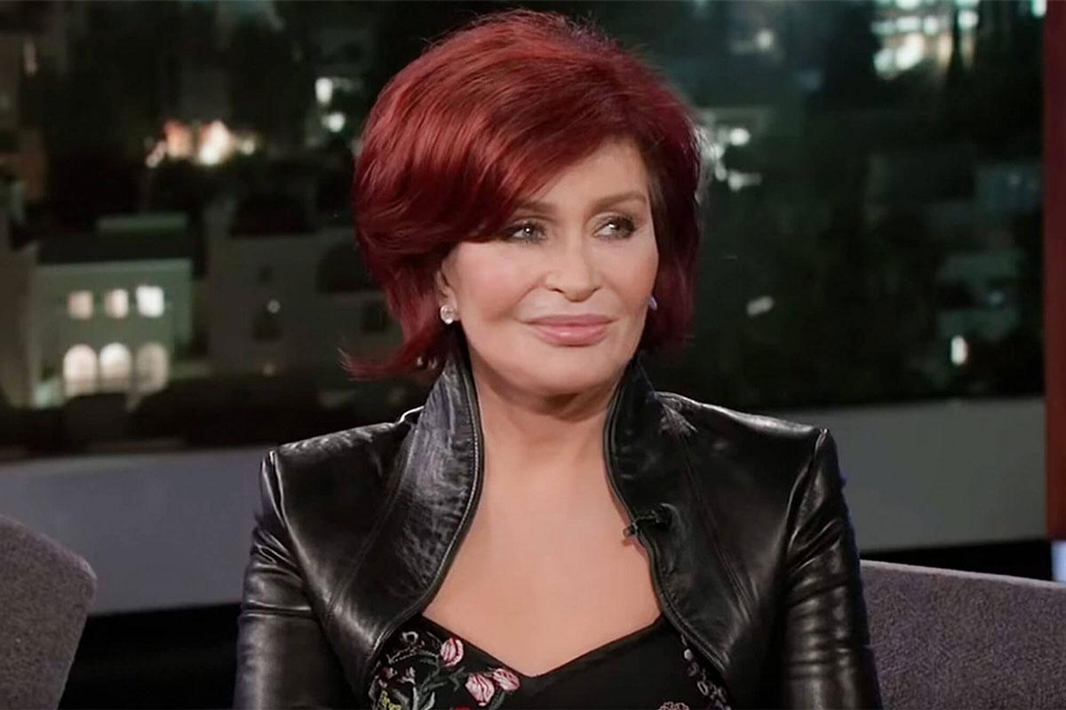 Ozzy Osbourne's Wife Sharon Talks About Marilyn Manson Allegations