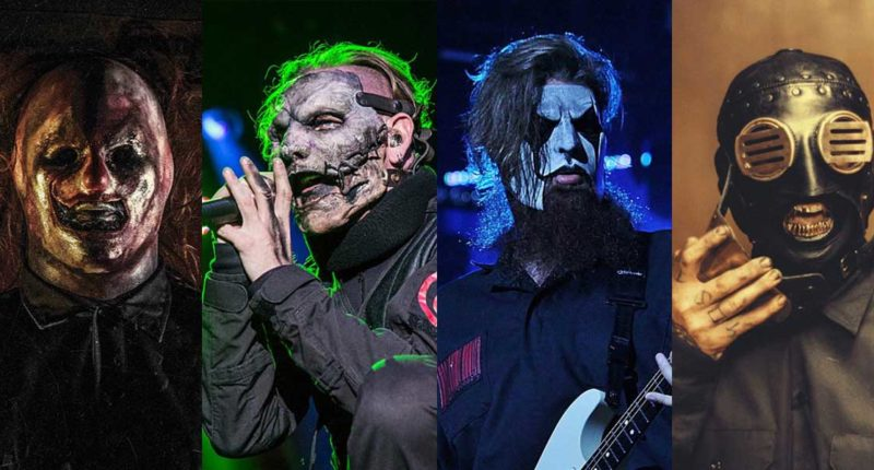 SLIPKNOT Members Net Worth, Private Life and Cars
