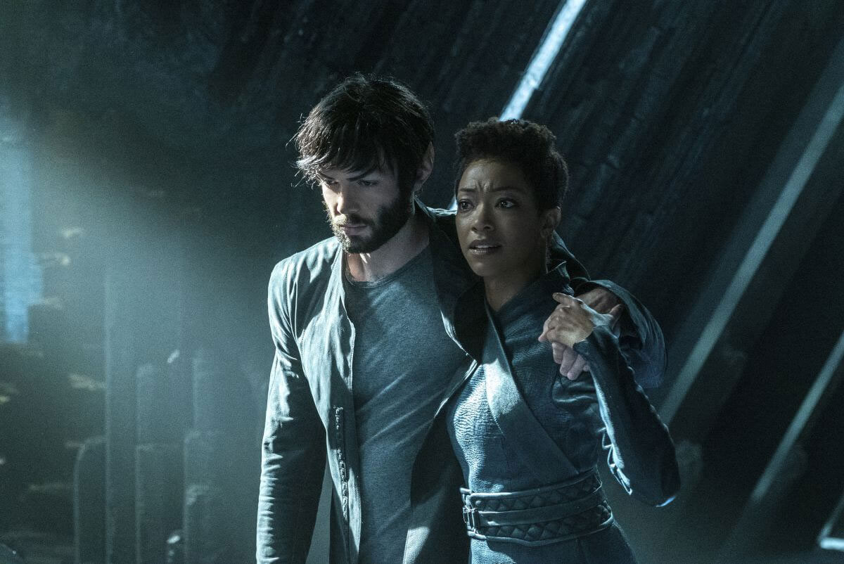 Star Trek: Discovery Seems To Bring Spock Back at Season 4