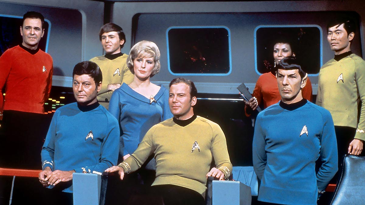 Every Star Trek Series and Movie Watched in the Right Order