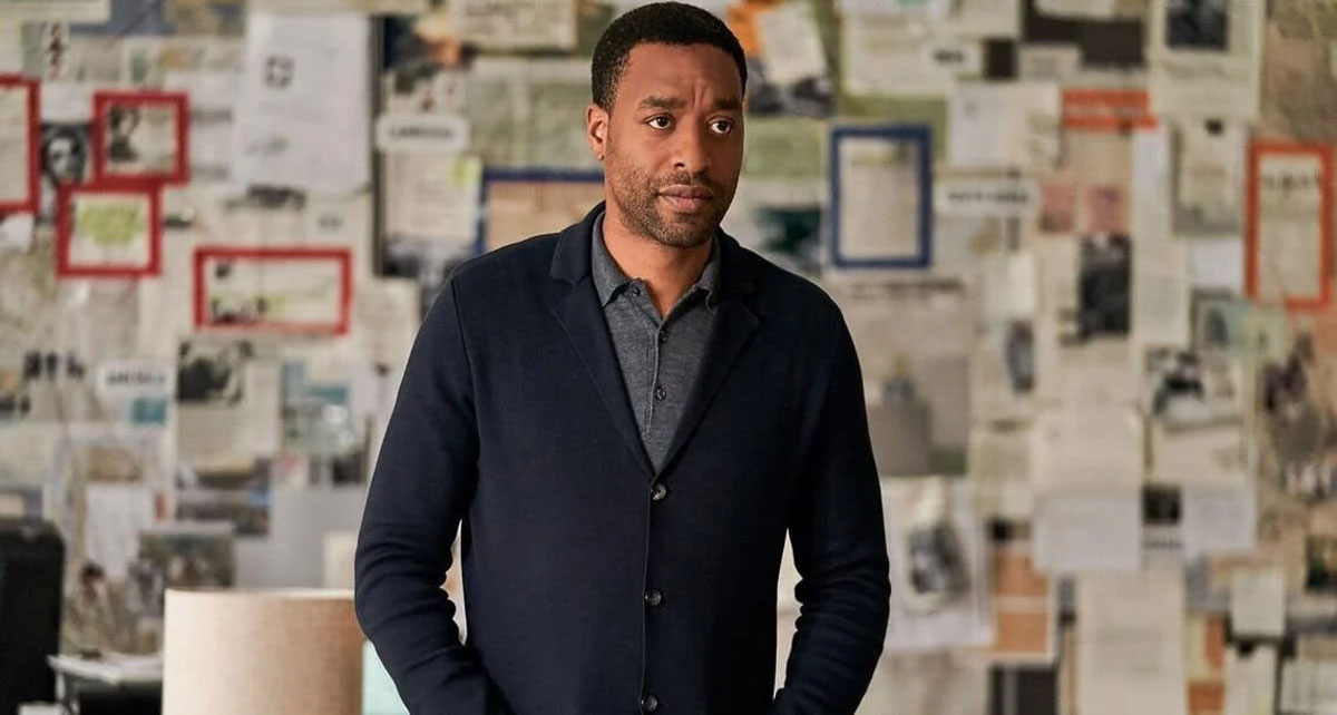 Chiwetel Ejiofor Stars in The Man Who Fell To Earth Reboot Series