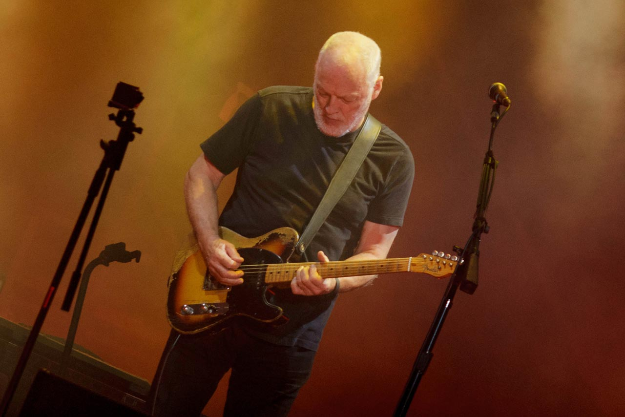 Pink Floyd isn't going to reunite, David Gilmour says, talking about Waters