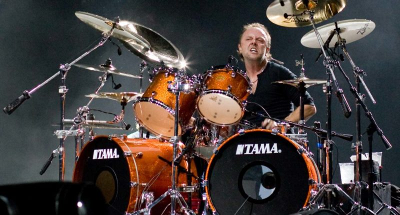 Metallica Drummer Lars Ulrich Reveals His First Love Before Music
