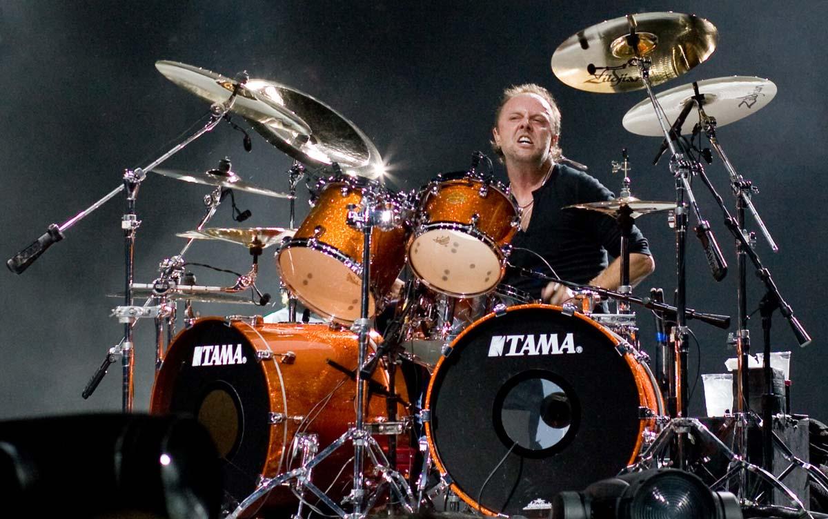 Metallica Drummer Lars Ulrich Reveals His First Love Before Music