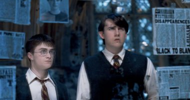 Matthew Lewis is frustrated with his old role in Harry Potter movies