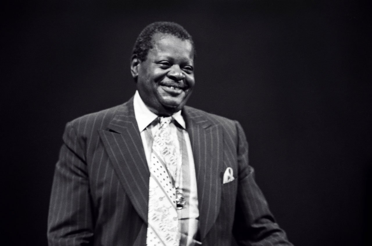 Legendary Jazz Pianist Oscar Peterson Documentary Reportedly in Production