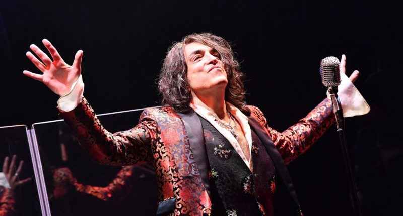 Paul Stanley Talks About Soul Station also Kiss Touring Plans and Motown