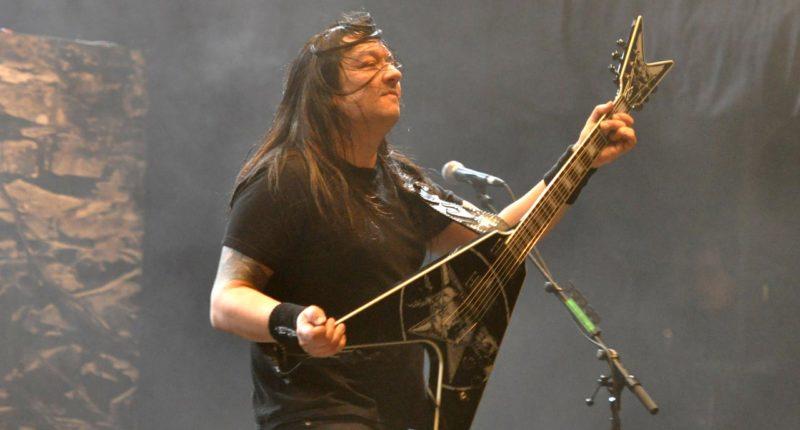 Testament Guitarist Reacts to Metallica's Lars Ulrich Drum Performance
