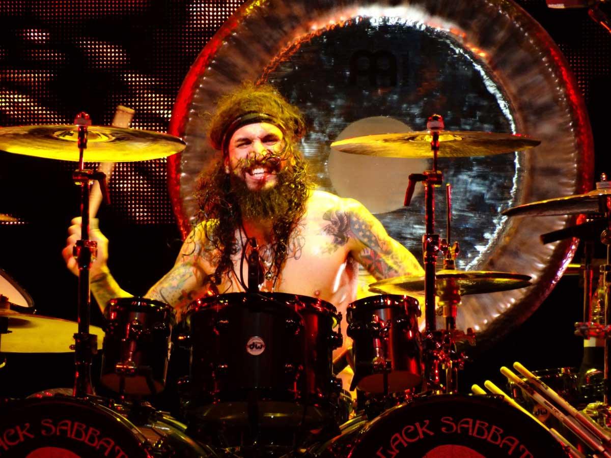 Ozzy Osbourne Drummer Tommy Clufetos Looks Back Black Sabbath